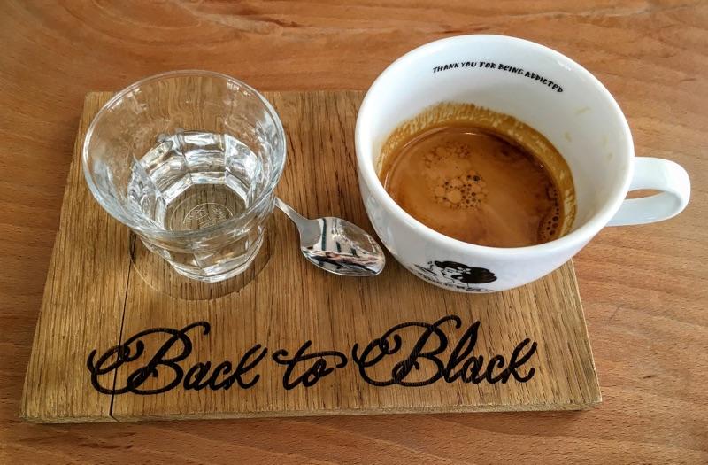 Back to Black Amsterdam - Foto © Helmut Hackl