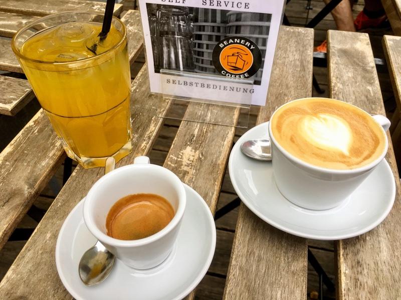 Beanery Coffee in Graz - Foto © Helmut Hackl