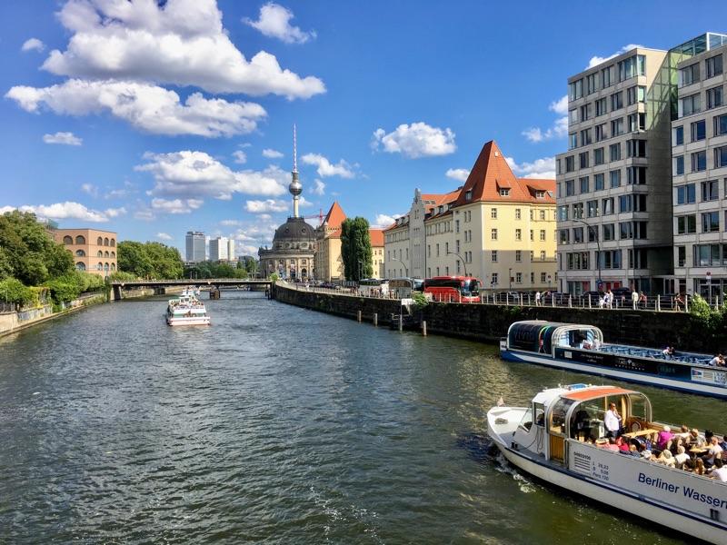 Berlin - Foto © Helmut Hackl