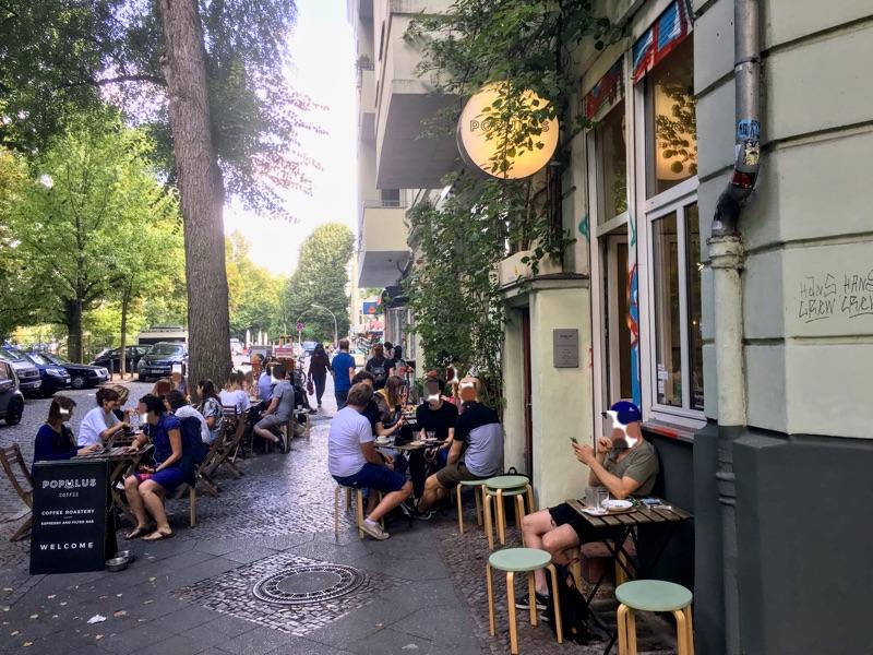 Populus Coffee Roastery / Berlin | Foto © Helmut Hackl