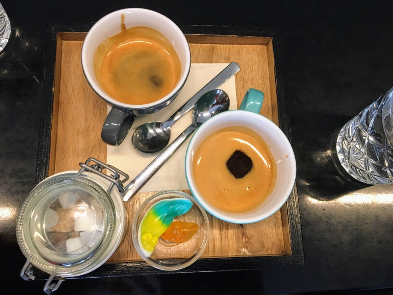 Kaffee in Brünn - Foto © Helmut Hackl
