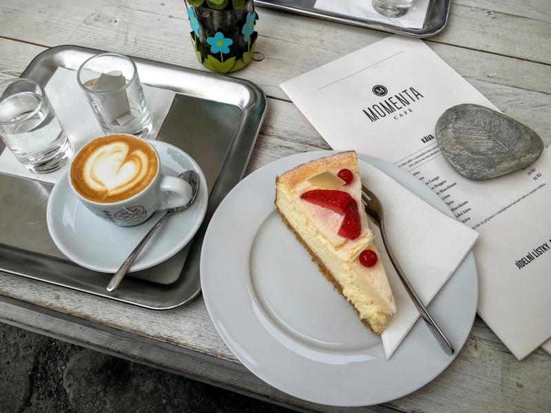 Momenta Café Brünn - Foto © Helmut Hackl