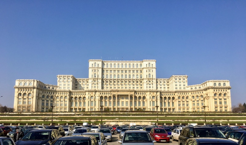 Bukarest - Foto © Helmut Hackl