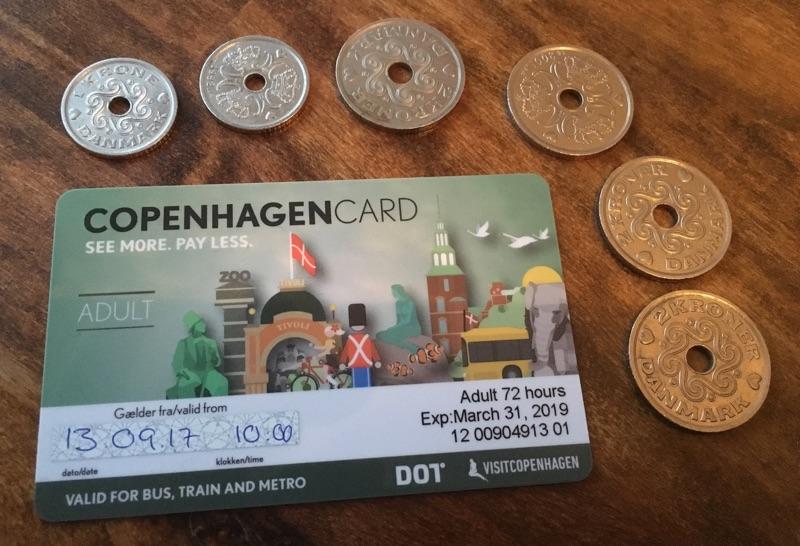 Copenhagen Card - Foto © Helmut Hackl