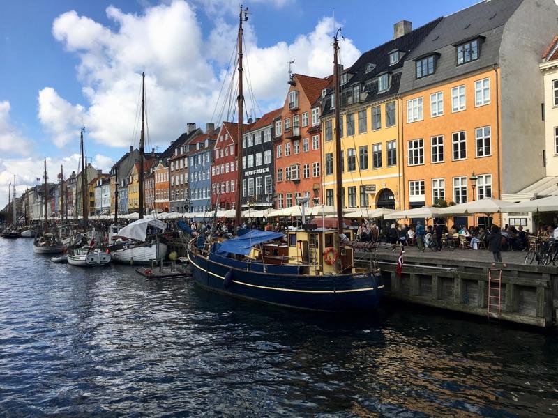 Kopenhagen - Foto © Helmut Hackl