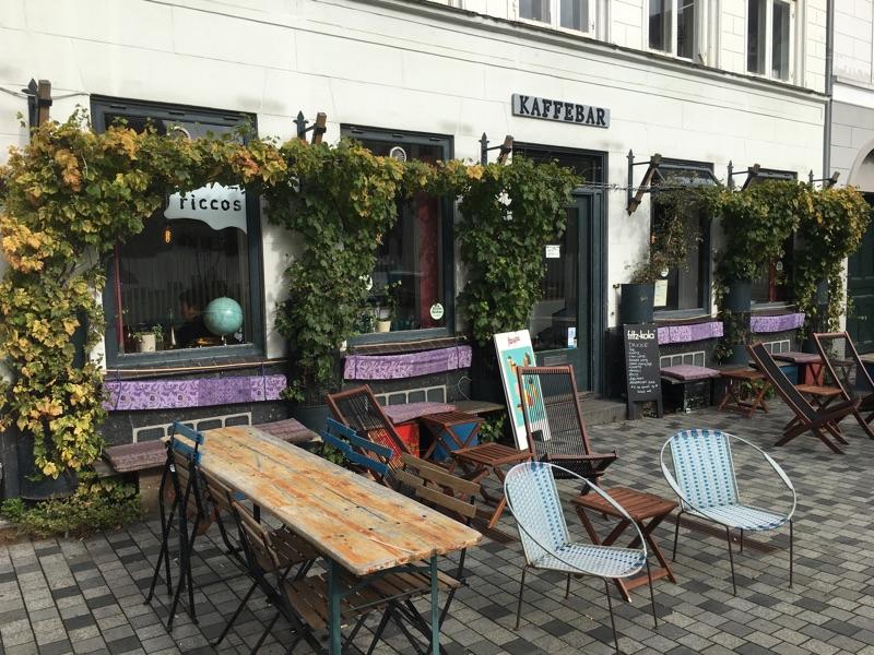 Kaffeebar - Kopenhagen | Foto © Helmut Hackl