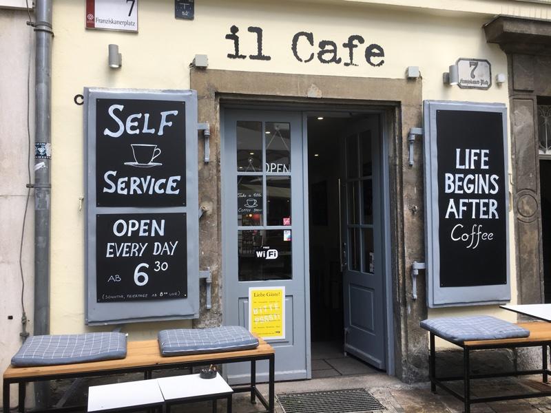 il Cafe in Graz - Foto © Helmut Hackl