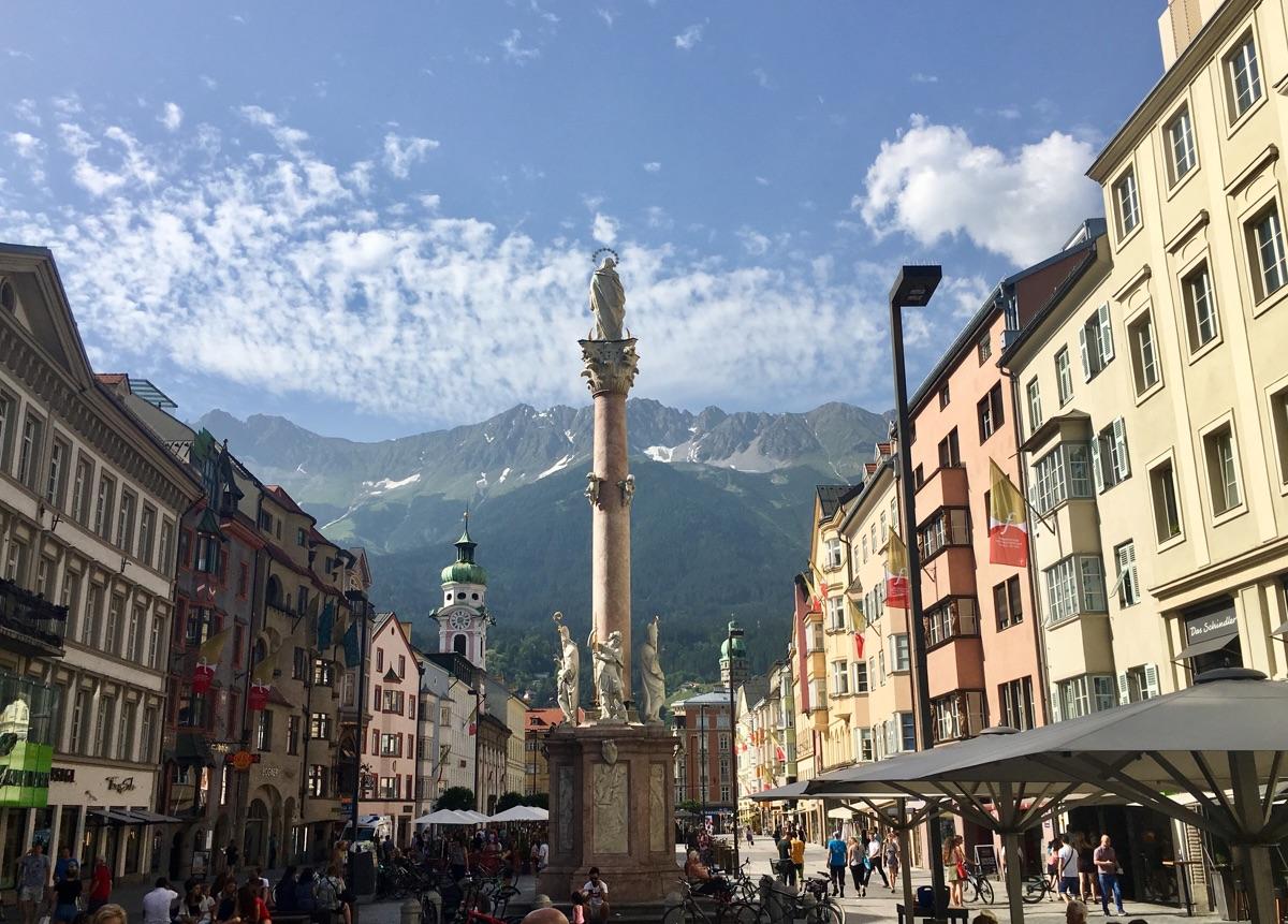 Innsbruck | Foto © Helmut Hackl