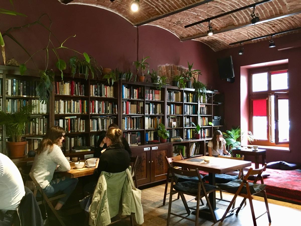 Cheder Cafe in Krakau | Foto © Helmut Hackl