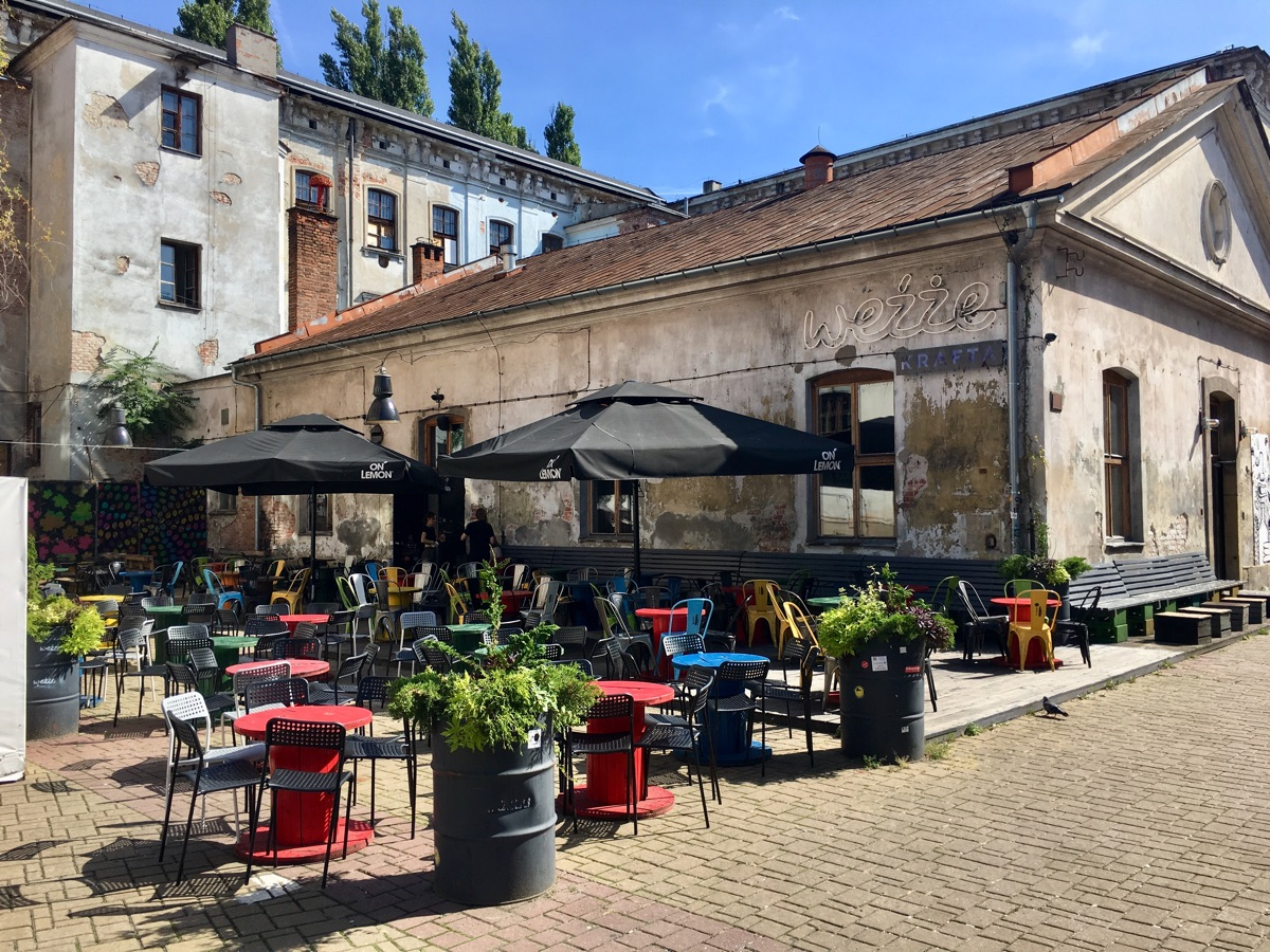 Weźże Krafta - Bier in Krakau | Foto © Helmut Hackl