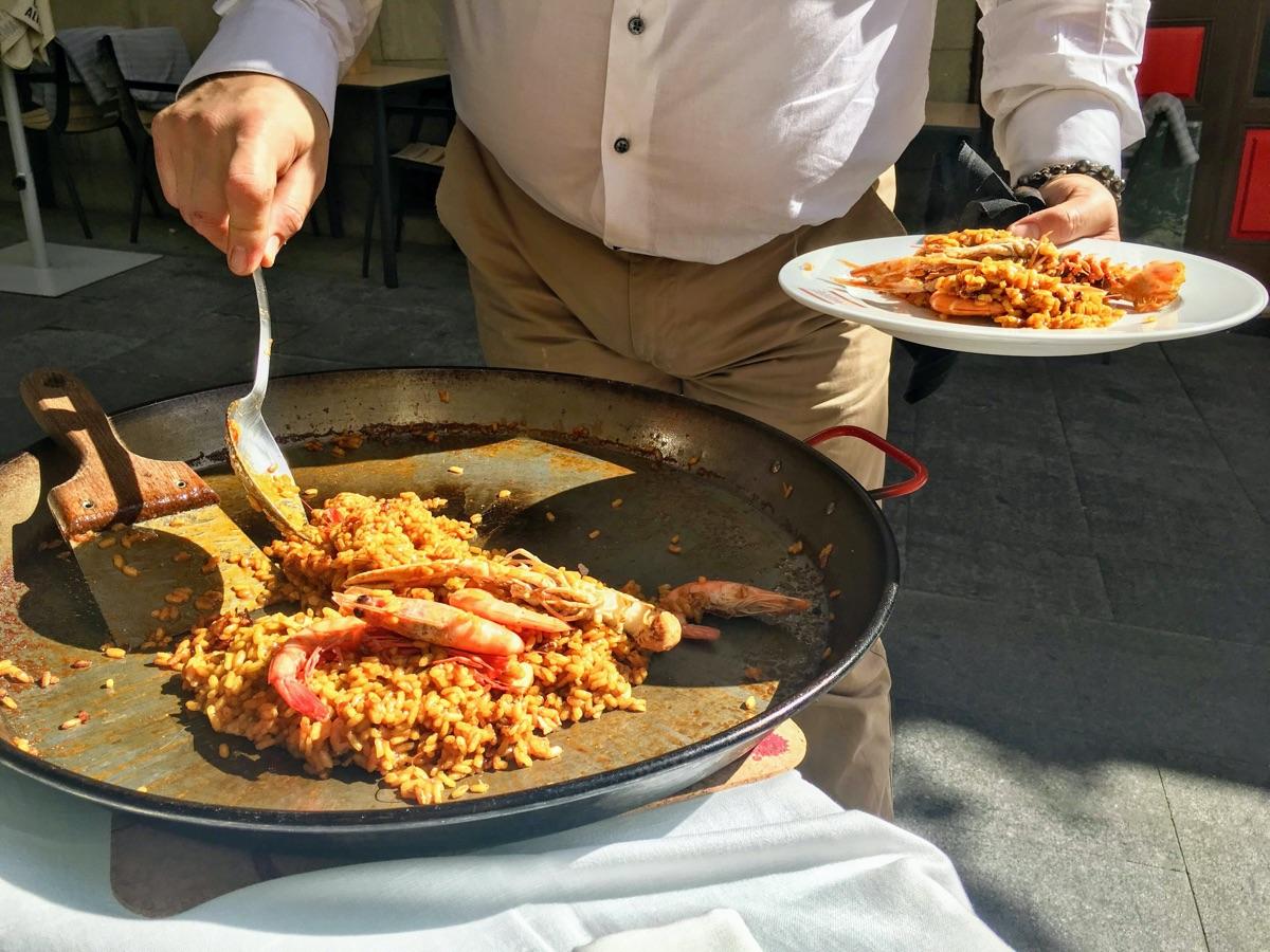 auf Kulinarikreise in Madrid | Foto @ Helmut Hackl