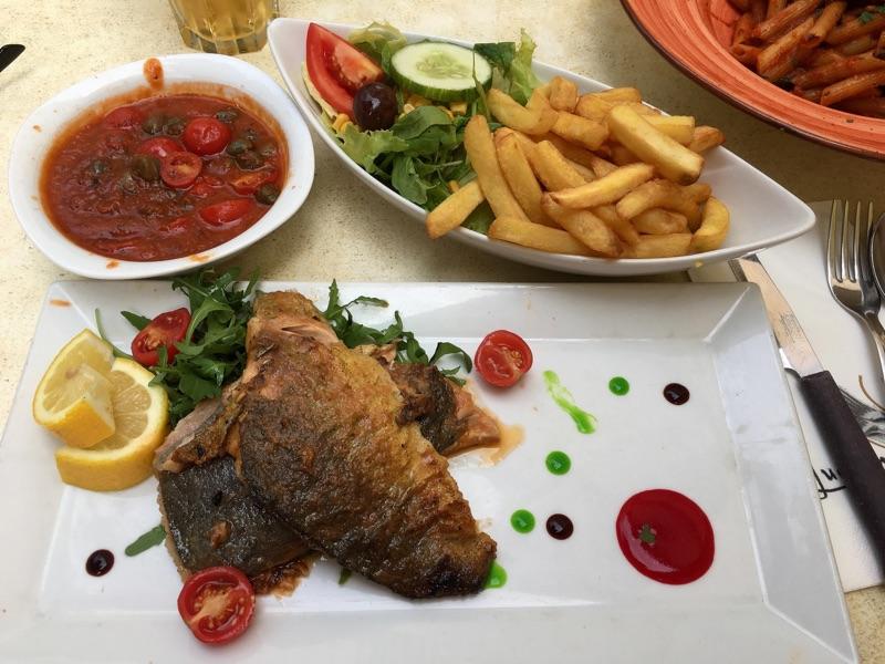 Kulinarik auf Malta - Foto © Helmut Hackl