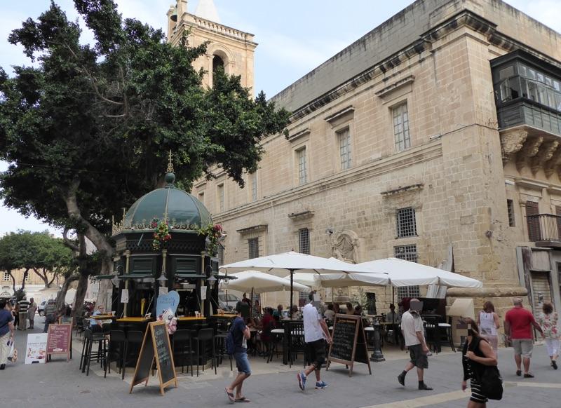 Luciano in Valletta - Kulinarik auf Malta - Foto © Helmut Hackl