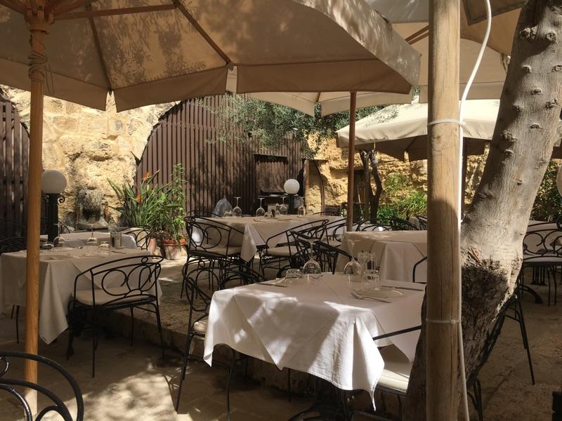 Rampila in Valletta - Kulinarik auf Malta - Foto © Helmut Hackl