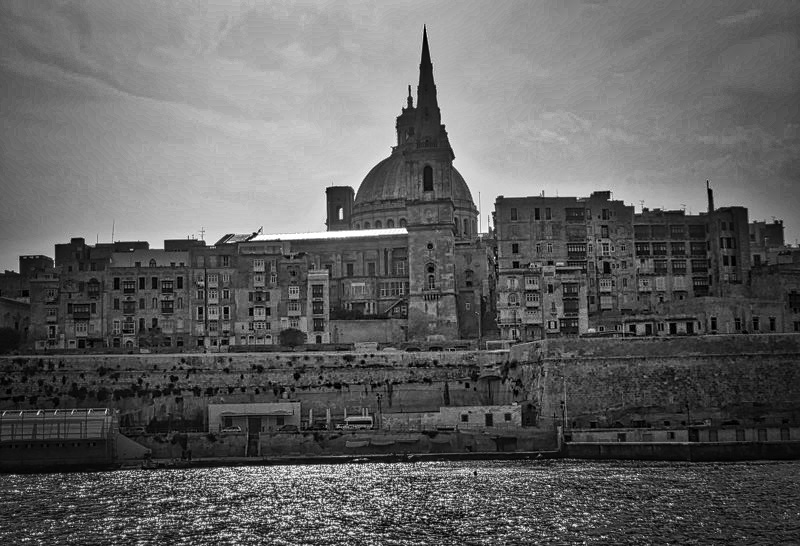 Valletta - Malta - Foto © Helmut Hackl