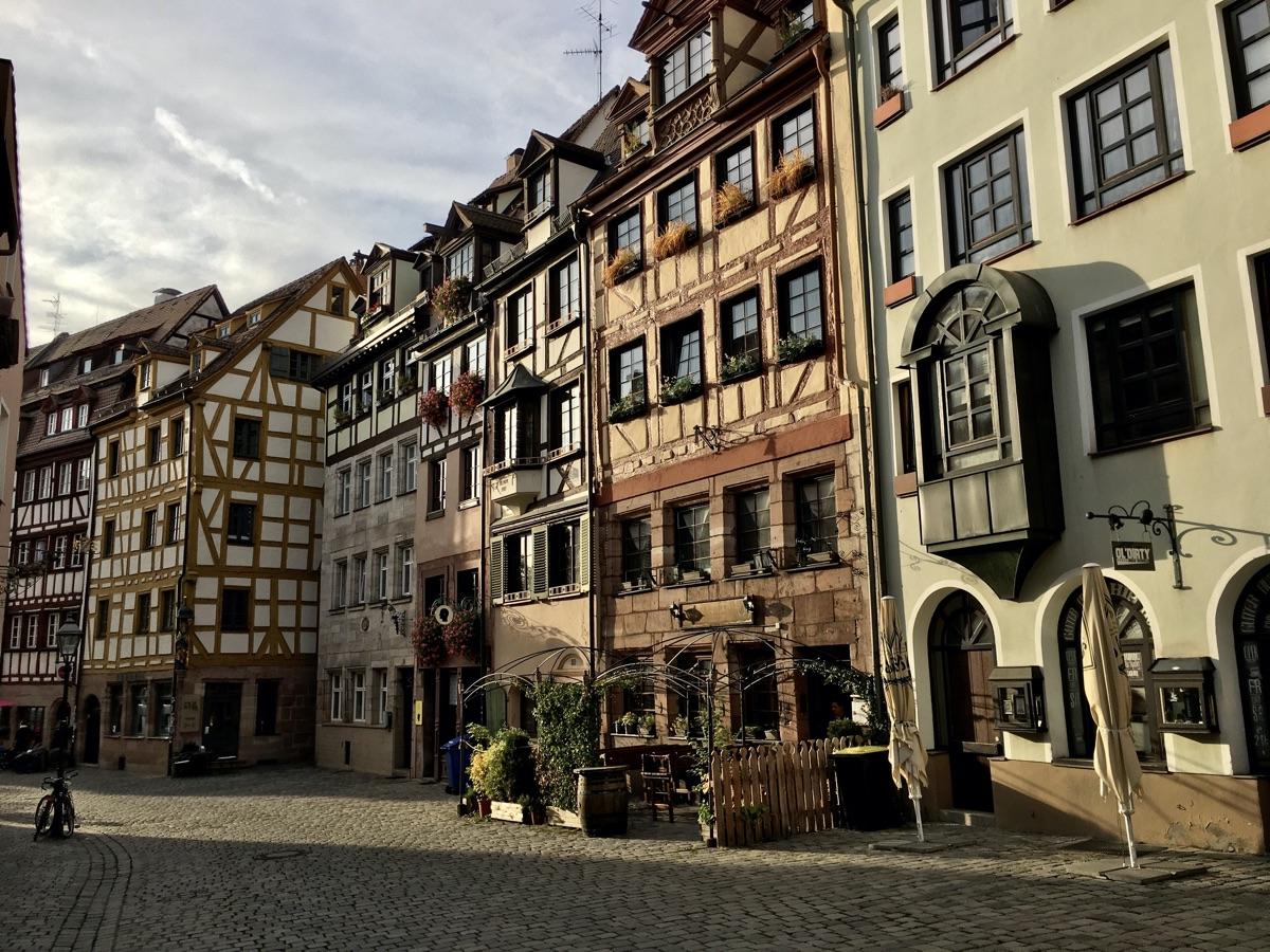 Nürnberg   Foto © Helmut Hackl