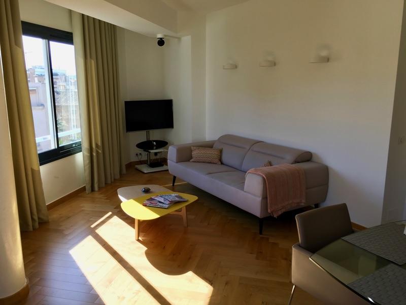 Airbnb - Stunning Centric Apartment in Palma de Mallorca - Foto © Helmut Hackl