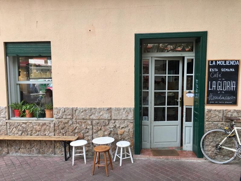 La Molienda Cafe - Palma de Mallorca - Foto © Helmut Hackl