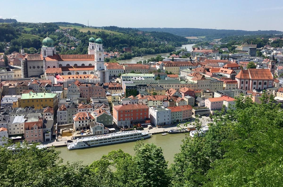 Passau - Foto © Helmut Hackl