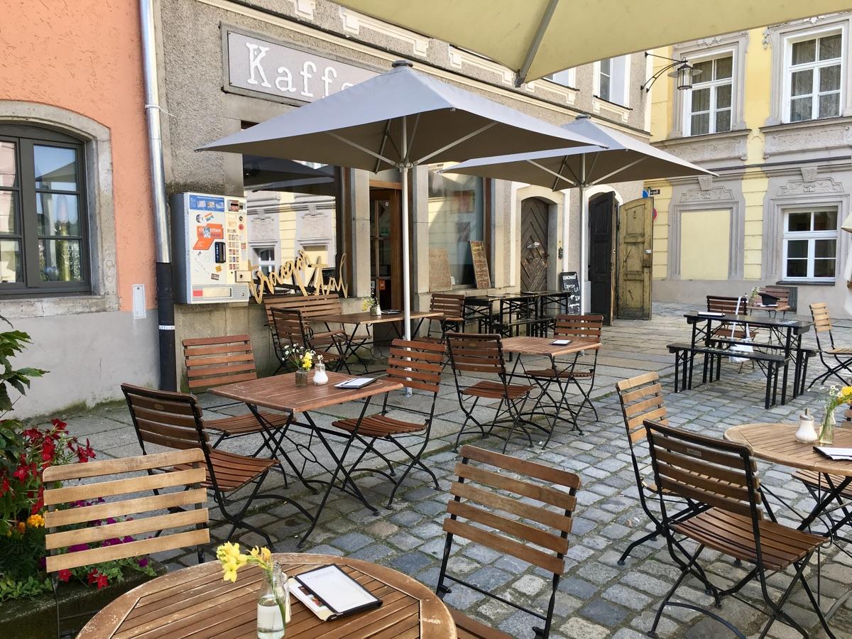 KaffeeWerk in Passau - Foto © Helmut Hackl