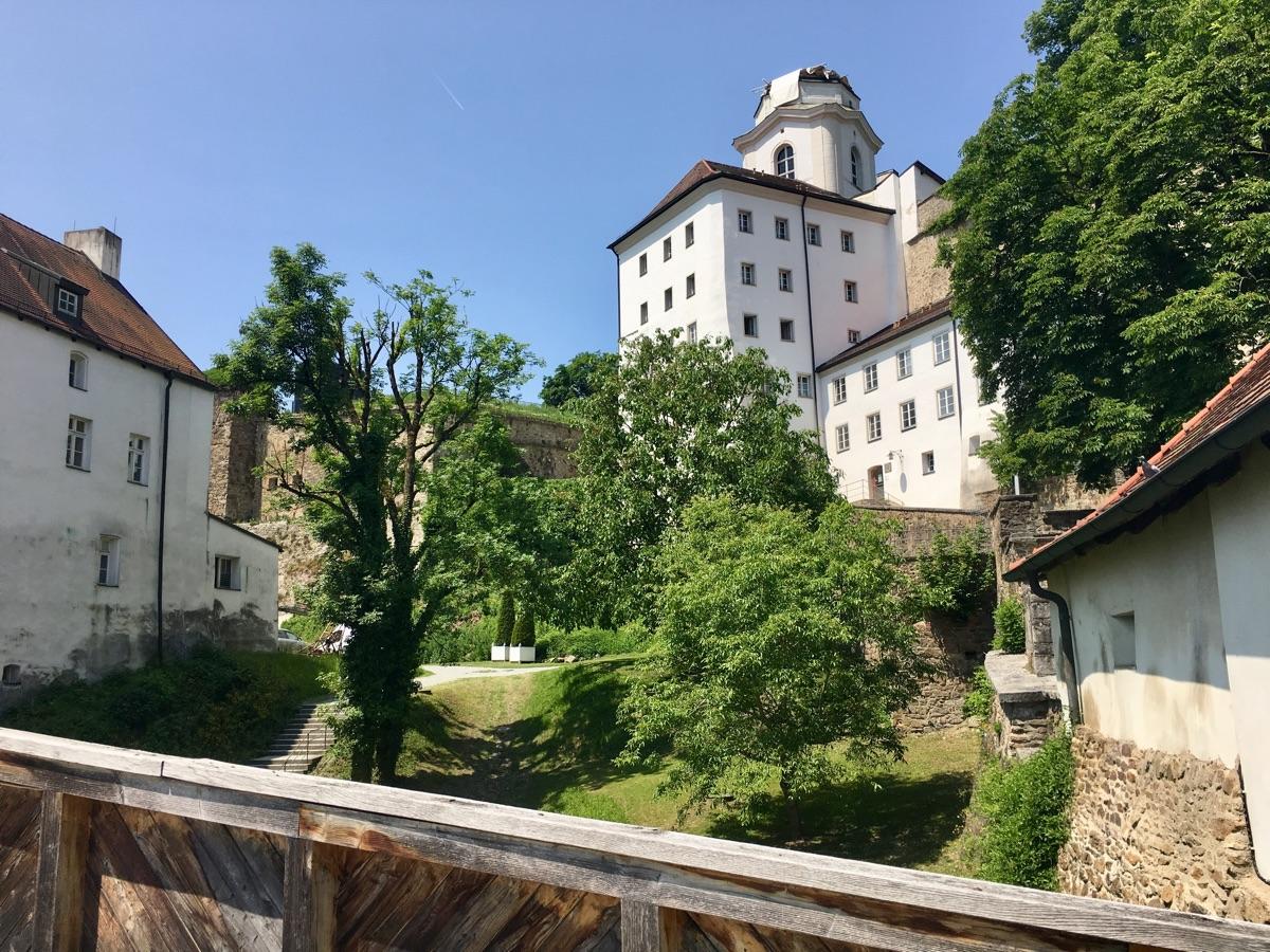 Veste Oberhaus in Passau - Foto © Helmut Hackl