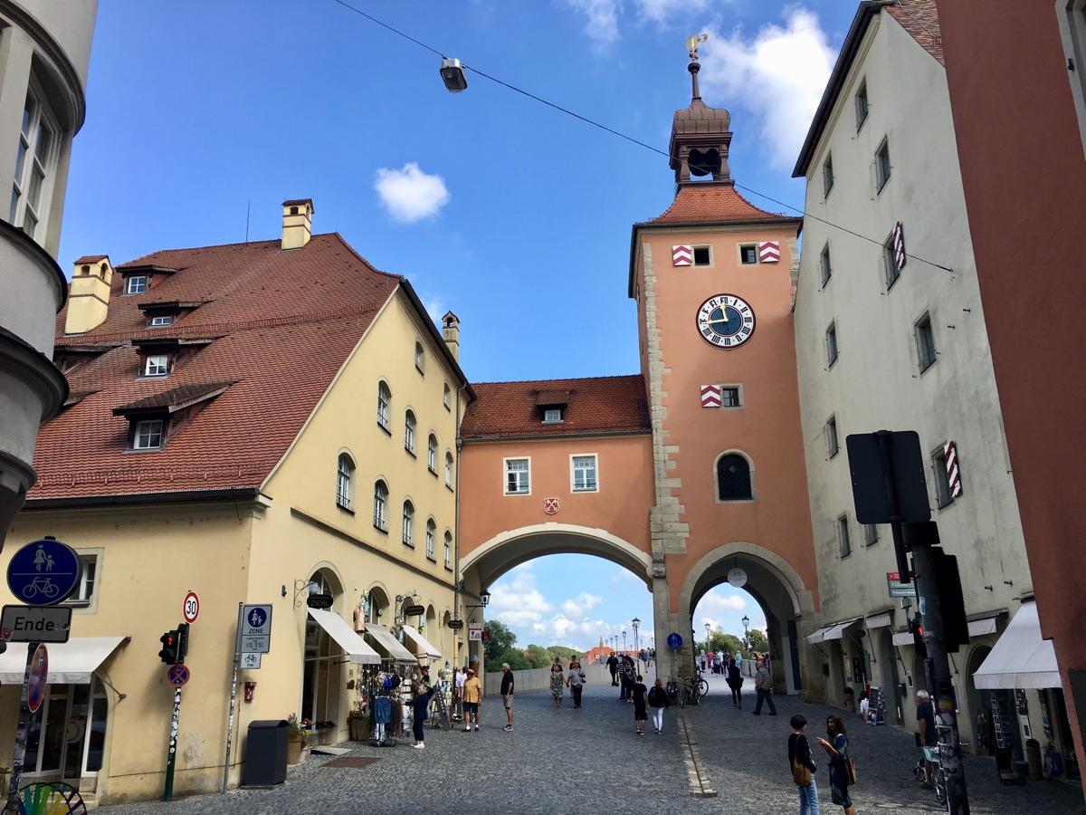 Regensburg | Foto © Helmut Hackl