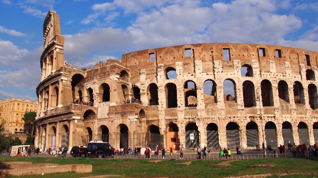 Rom | Foto © Helmut Hackl
