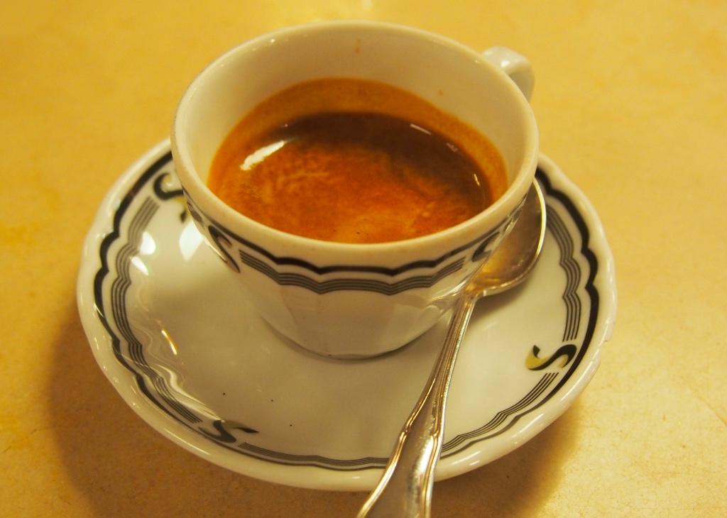 Sciasia Cafè Roma - Foto © Helmut Hackl