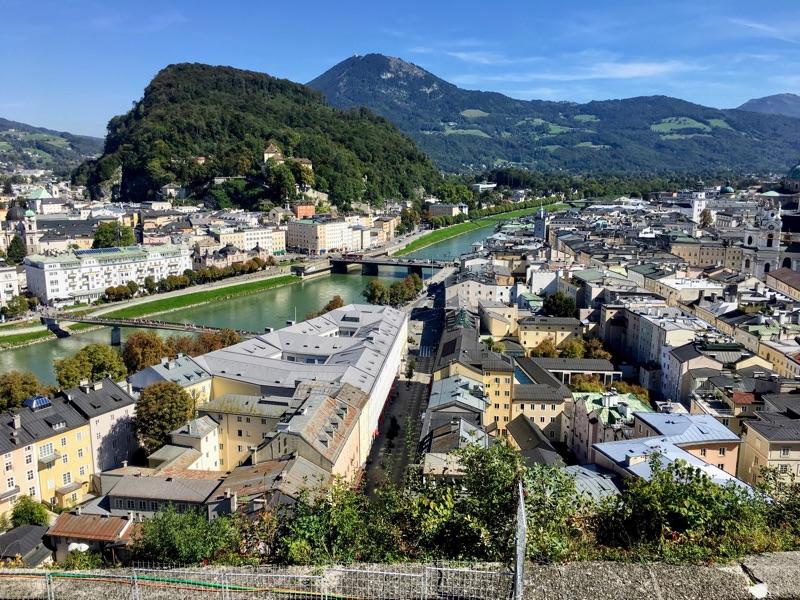 Salzburg - Foto © Helmut Hackl