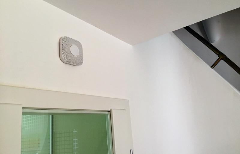 Nest Protect 2 Rauch- & CO-Melder - Foto © Helmut Hackl