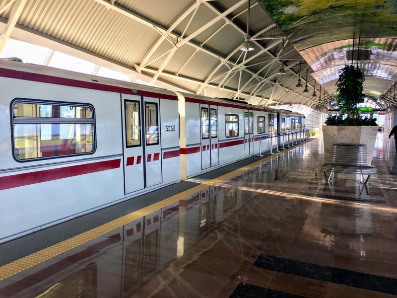 Sofia Metro - Foto © Helmut Hackl