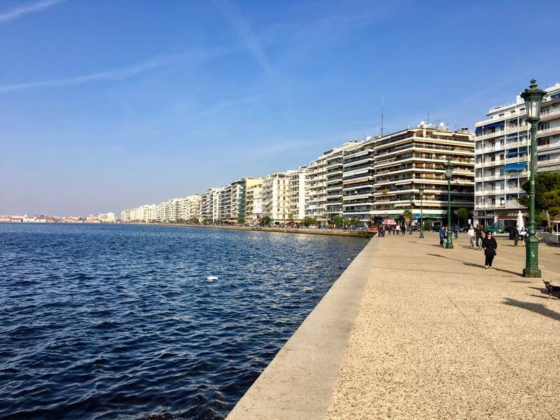 Thessaloniki - Foto © Helmut Hackl