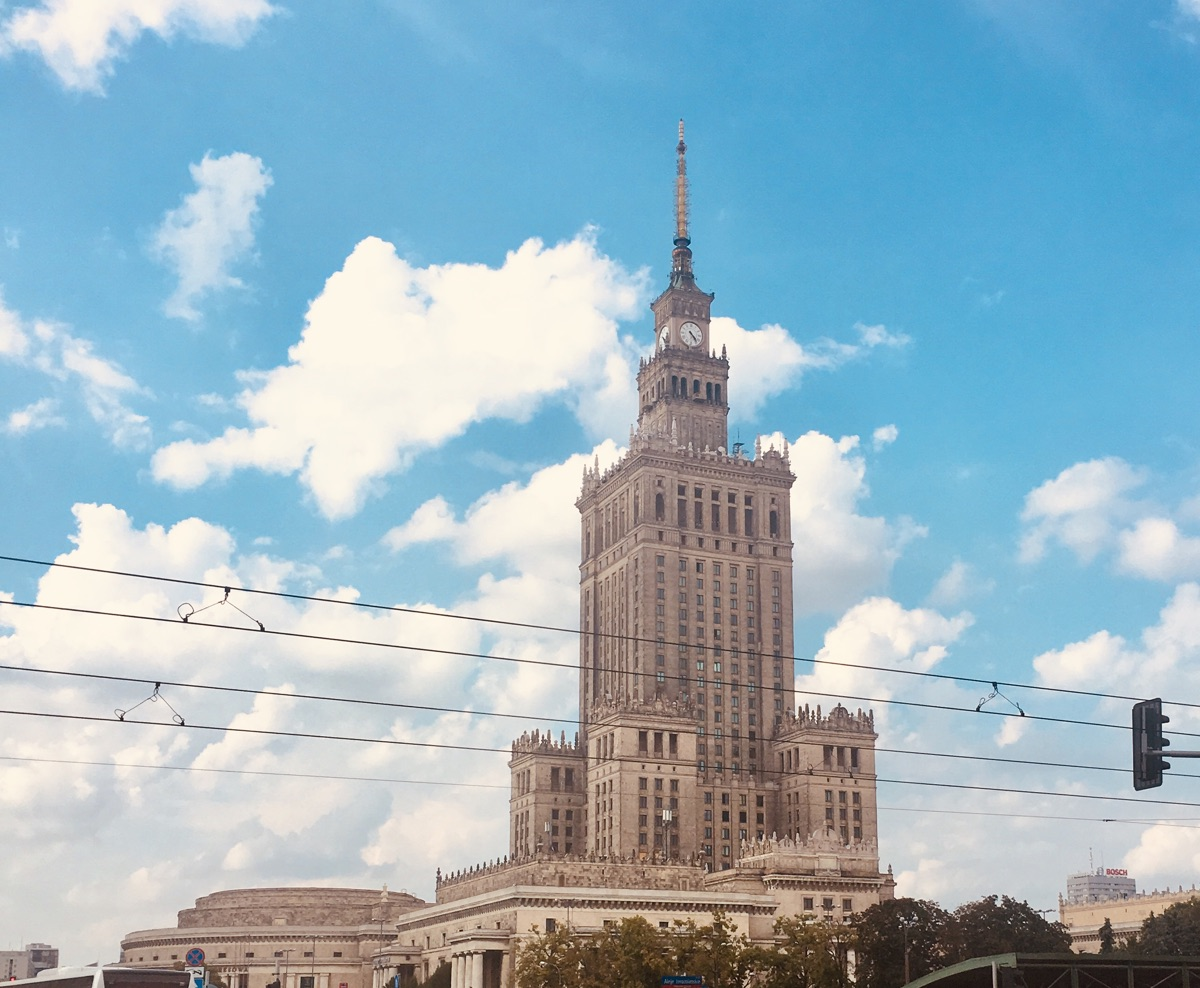Warschau - Foto © Helmut Hackl