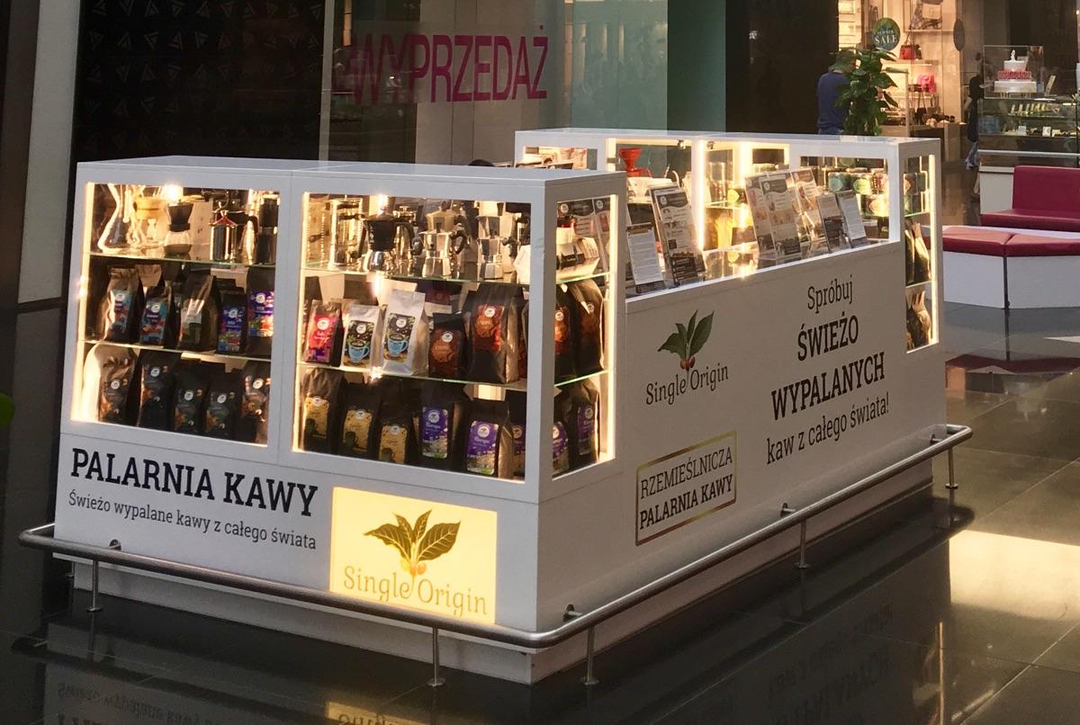 Palarnia Kawy Single Origin Coffee - Warschau | Foto © Helmut Hackl