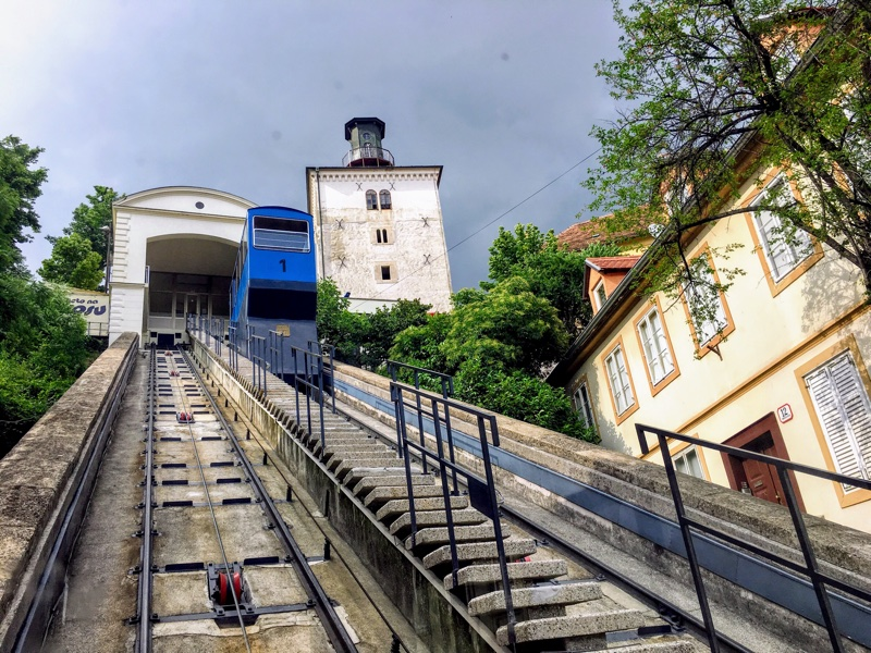 Zagreb - Foto © Helmut Hackl