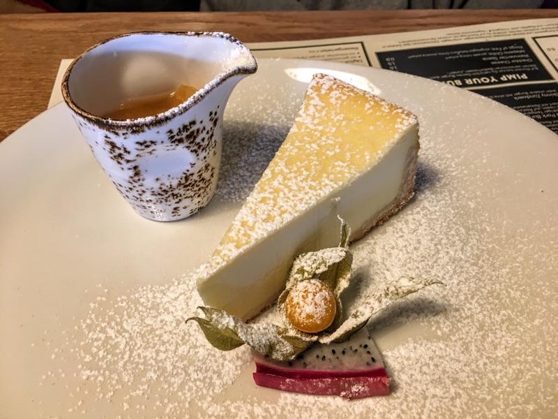 Cheesecake im Zündwerk - Foto © Helmut Hackl