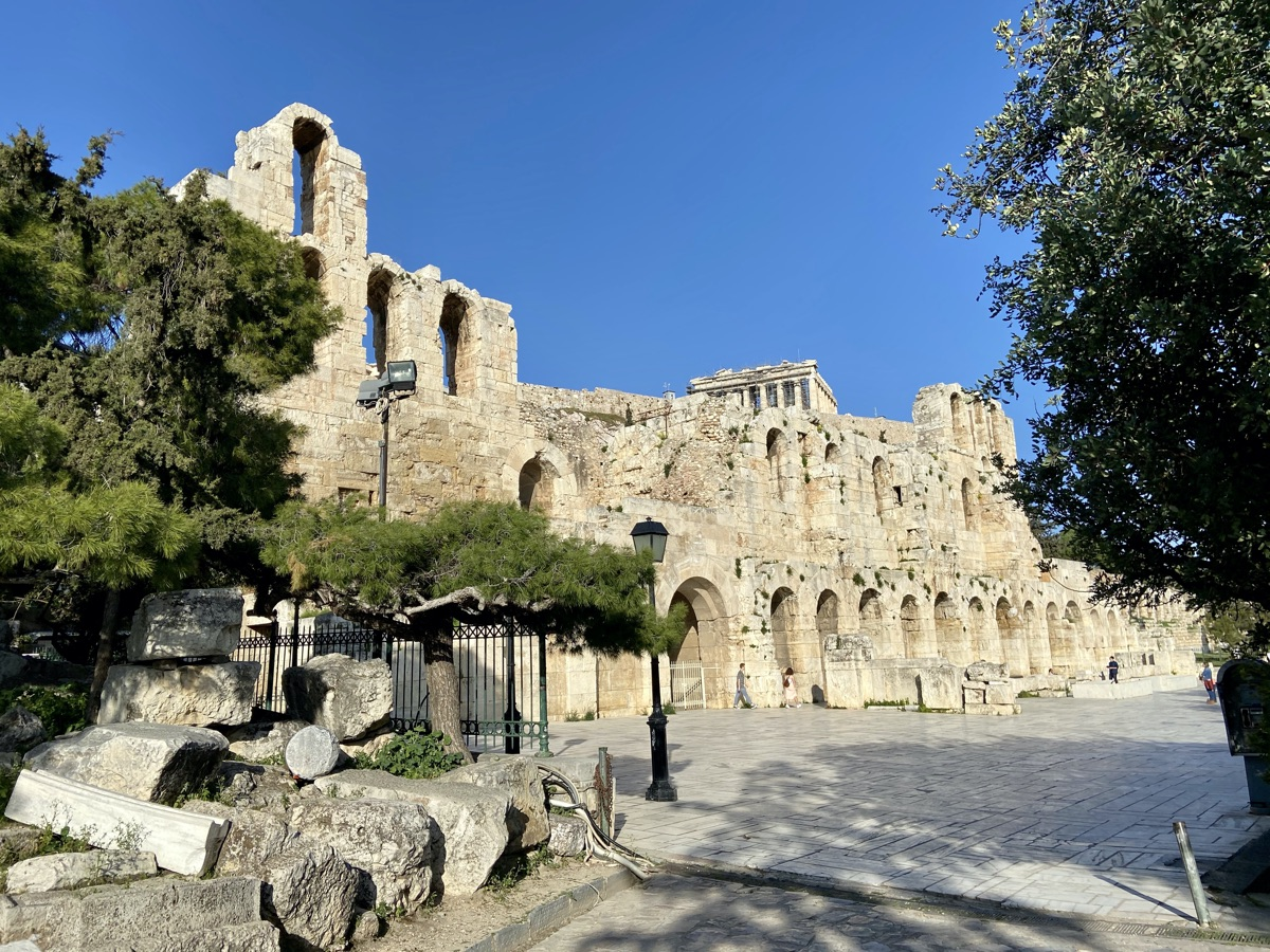 Athen | Foto © Helmut Hackl