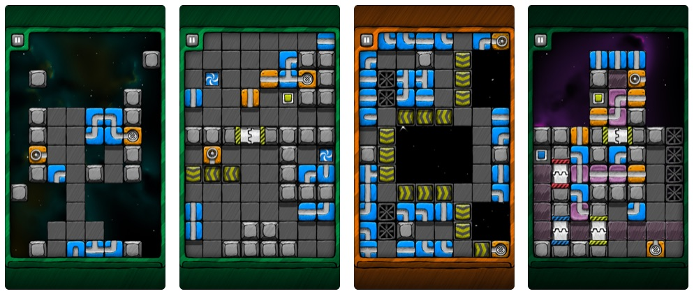 Aqueduct Puzzle-Game am iPhone