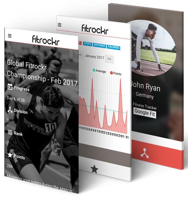 Fitrockr - Social Fitness Leagues | Foto © Digital Rebels