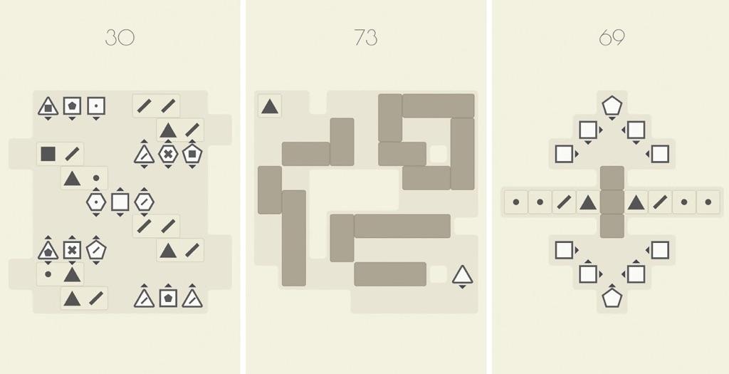 WayWay's RowRow Schiebe-Puzzle