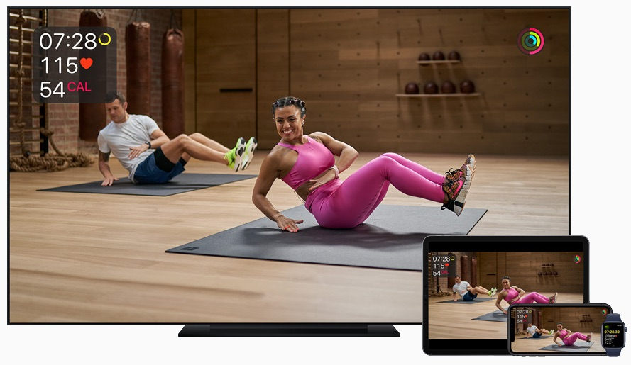 Fitness+ | Foto © Apple