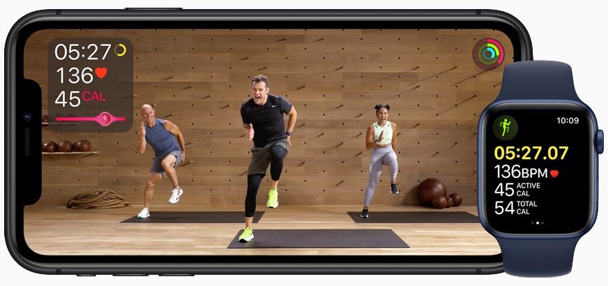 Fitness+   Foto © Apple