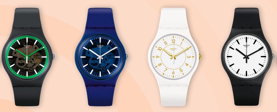 SwatchPAY! - kontaktloses Bezahlen mit einer Swatch | Foto © Swatch
