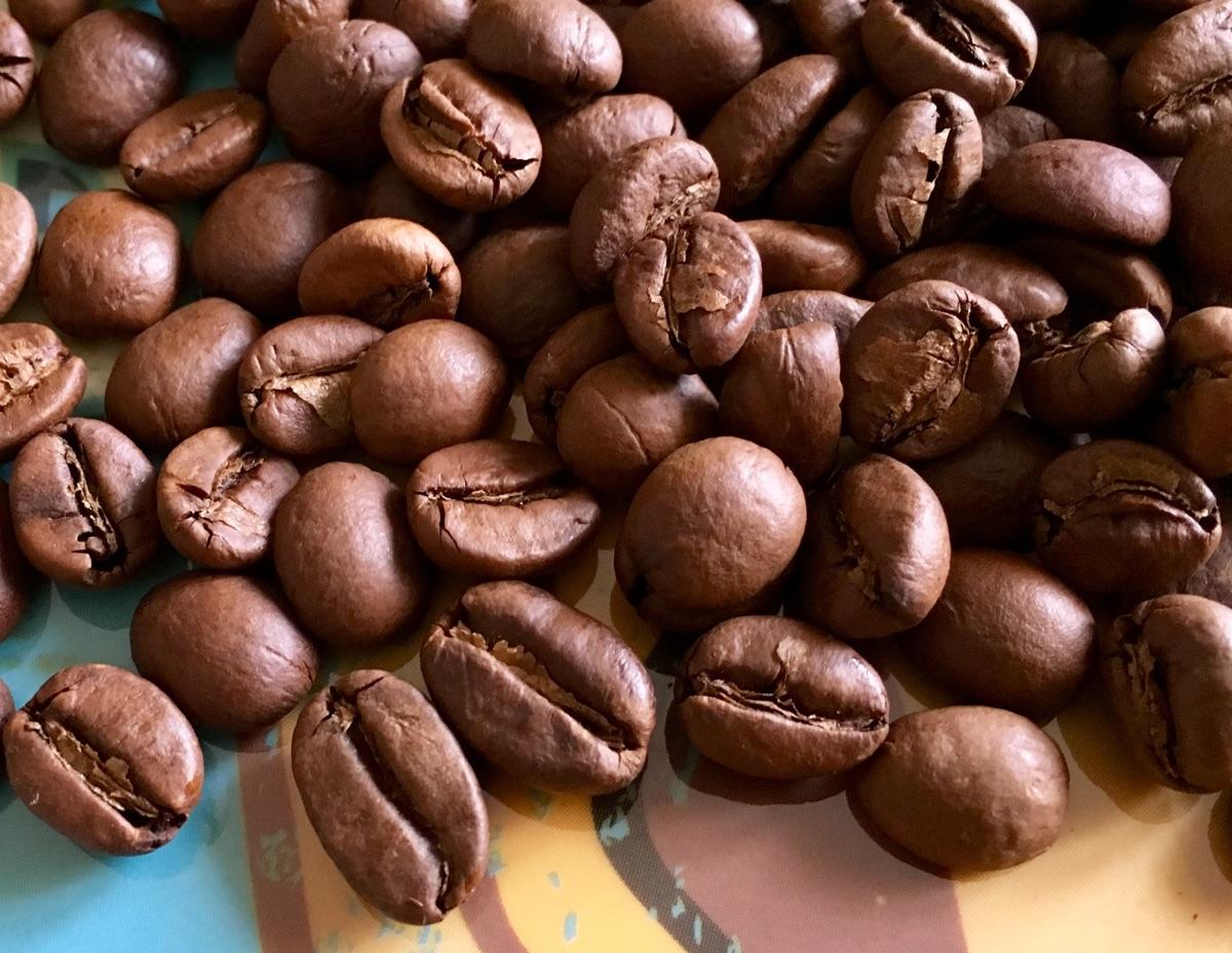 100% Robusta – Spezialmischung von Kanzi Kaffee | Foto © Helmut Hackl