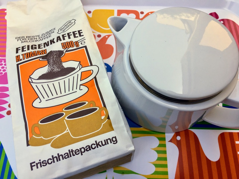Feigenkaffee – Foto © Helmut Hackl