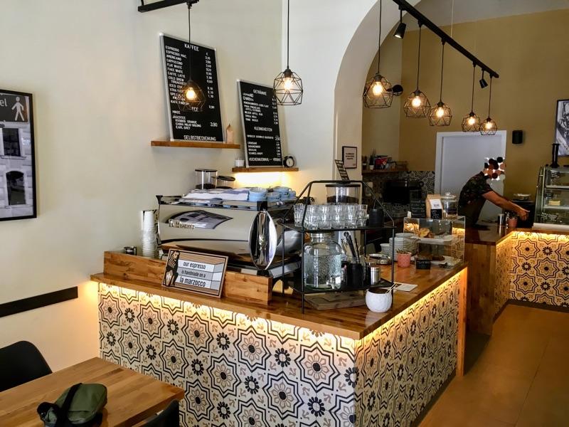 Das Kafa Cafebar | Foto © Helmut Hackl