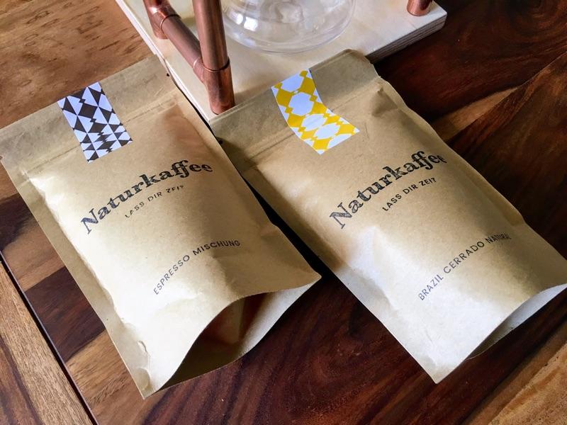 Brazil Cerrado Natural & Espresso Mischung von Naturkaffee | Foto © Helmut Hackl