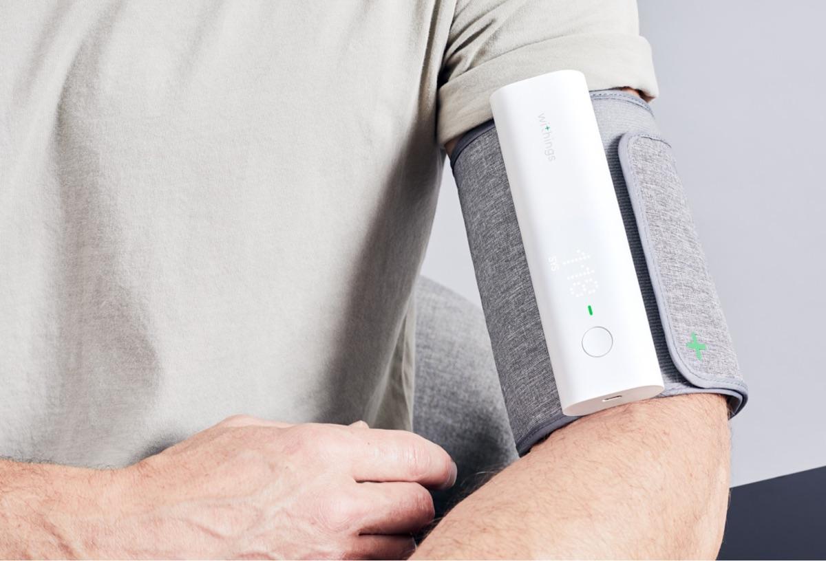 BPM Connect Blutdruckmessgerät | Foto © Withings